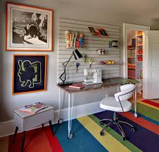 gift ideas for the home office. sewing room/gift wrapping room eclectic-home-office gift ideas for the home office