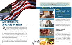 dream of a nation emphasizing preventative health and wellness  read dr atkinsons essay