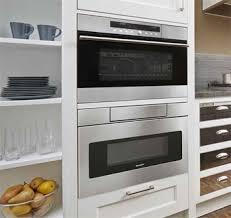 drawer microwave oven. Modren Oven Ovenontopofmicrowavedrawer For Drawer Microwave Oven O