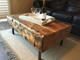 best rustic furniture lovely handmade rustic wood furniture best ideas about intended for coffee table plans