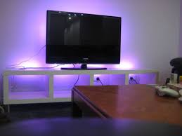 Dioder lighting Desk Marc Lane Used Ikea Dioder Led Lights To Transform This Boring Lack Bookcase Into Sweetlooking Entertainment Center Although The Dioder Lights Arent Apartment Therapy Ikeas Lack Dioder u003d Great Home Entertainment Center Apartment