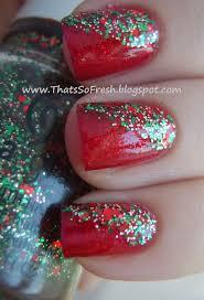 25+ beautiful Cute christmas nails ideas on Pinterest   Christmas ...