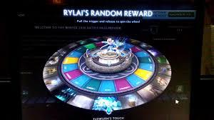 dota 2 bug unlimited spin wheel rylai s random reward youtube