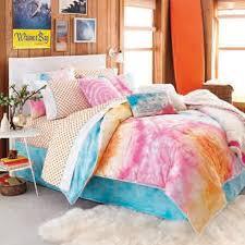 tie dye sheets queen