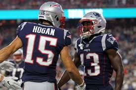 Resetting Patriots Wide Receiver Depth Chart After Kenny
