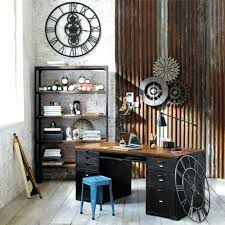 vintage office decor. Glamorous Enchanting Industrial Chic Office Decor Home Wall  Rustic Full Size Vintage