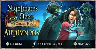 Article by kids activities, crafts, printables & teacher resources. Hidden Object Adventure Nightmares From The Deep The Cursed Heart Coming To Xbox One This Fall Windows Central