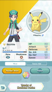 Pokemon Let S Go Element Chart Tips For Leveling Up Evolving And Battling Sync Pairs In