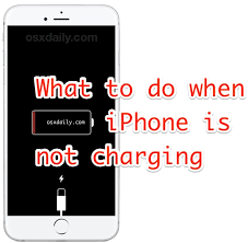 Chargegate, apple's latest pr nightmare, is the name being used for charging issues on some iphone xs and xs max devices. Iphone Won T Charge Here S Why Iphone Isn T Charging How To Fix It Osxdaily