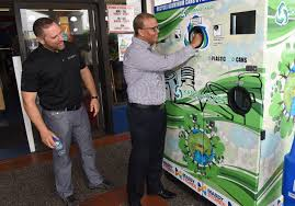 How Do Reverse Vending Machines Work Beauteous Massy's First With Reverse Vending Machines Local Business
