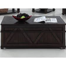 progressive furniture foxcroft dark