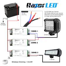 wiring diagram for led lights wiring diagram simonand led light bar wiring instructions at Led Lights Wiring Diagram