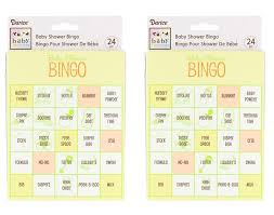 Printable Boy Owl Woodland Baby Shower Bingo Game  Bee Busy DesignsBaby Shower Bingo Cards Printable