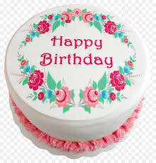 Birthday Cake Happy Birthday To You Birthday Cake Png Download
