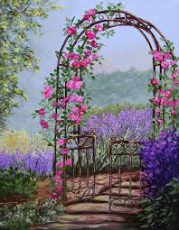 likable garden gate florist ohio