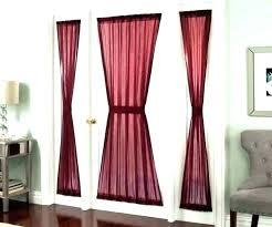 double door curtains small door curtain panels side door window curtain small door window curtains small double door curtains