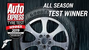 <b>Goodyear Vector 4Seasons Gen-2</b>: Auto Express All Season Tyre ...