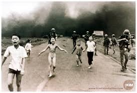 Girl running naked vietnam screaming