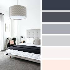 bedroom color palette. Gray And Blush Bedroom The Best Color Schemes For Your Charcoal Grey Palette I