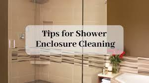 shower enclosure service