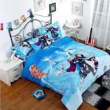 frozen bed set queen king size