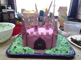 Howtocookthat Cakes Dessert Chocolate Princess Castle Cake