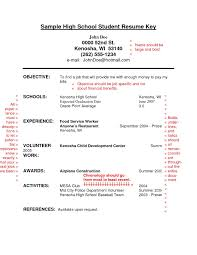Resume Objective Statement Example Sample Objective Statement For High School Student Resume Best Of 40