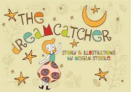The Story Of Dream Catchers Pish Posh Professional Illustration 17