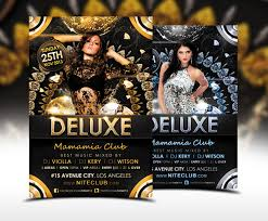 nightclub flyers deluxe nightclub flyer template by ranvx54 on deviantart