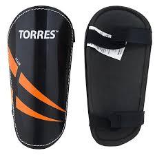 <b>Щитки футбольные</b> тренировочные <b>Torres</b> Club арт.FS1607S р.S