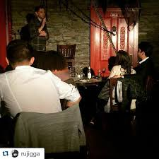 the open door edy series is every monday at 8pm 110 john