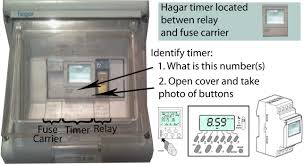 hagar timers and manuals how to change a fuse in a hager fuse box at Hager Fuse Box
