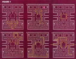 Pac Man Pattern Mesmerizing Arcade Games Mastering PacMan Plus And Super PacMan