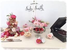 Dessert Table Cake By Sadie Smith