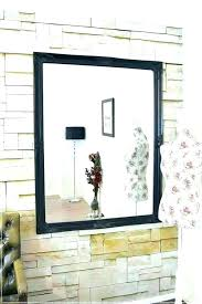 wall mirrors black framed wall mirror large mirrors round diamante big extra wood