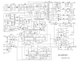 Wiring diagram atx p4 power supply circuit zen house circuits distortion electrical light tutorial for