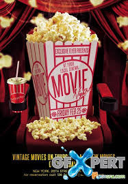 Free Movie Night Flyer Templates Free Movie Flyer Template Kasta Magdalene Project Org