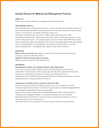 Objective For Resume First Job Memo Example