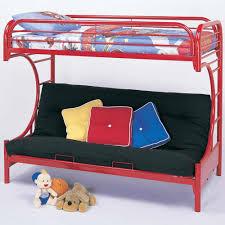 Easy Diy Bunk Bed with Futon \u2013 Home Designing