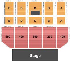 Exact Borgata Events Center Seating Chart 2019