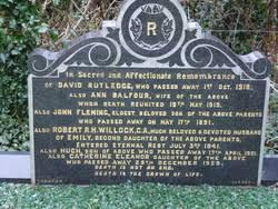 Catherine Eleanor Rutledge (Unknown-1959) - Find A Grave Memorial