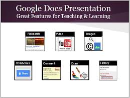 Google Docs Presentation Features