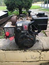 Tecumseh Horizontal Multi-Purpose Engines 3.6 - 7.9hp Horsepower for ...