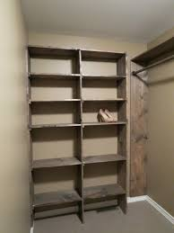storage organization diy walk in closet fascinating let s just build a house walk