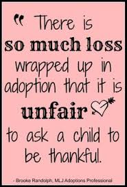 Adoption Quotes on Pinterest | Foster Care, Adoption and Little ...