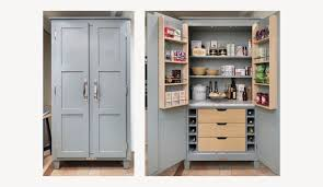 free standing kitchen pantry modern home decorating ideas within kitchen pantry hutch for property
