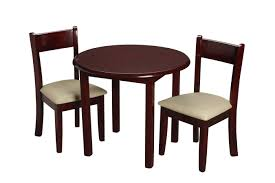 wonderful dining set give your kids the right table training with kidkraft farmhouse table and chair