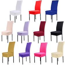 Dining Chair Covers Spandex Strech Dining Room Chair Protector