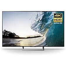 sony tv hdr. sony xbr75x850e 75-inch 4k ultra hd smart led tv (2017 model) tv hdr d