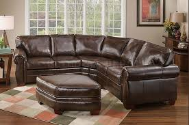 Dazzling Leather Sofa Sectional Contemporary Modern Sofas Furniture